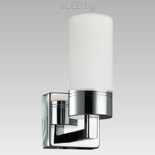 Bathroom Lighting Fixture BALENO 2xG9 Chrome / White