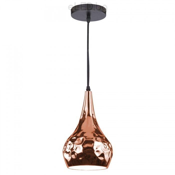 Pendant Light Holder Copper Ø250