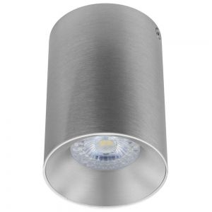 Surface Downlight NEVILS DL701 BK Cylinder, White